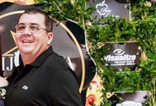 O empresário Admilson Gomes morreu no HRG nesta segunda-feira (7), após sofrer um grave acidente na BR-030. Foto:Perfil pessoal.