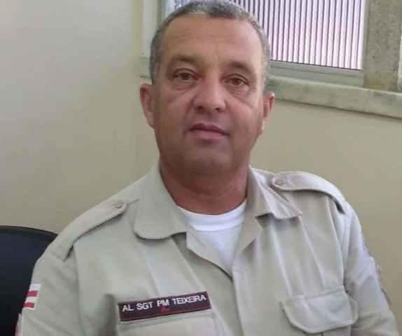 Morre sargento Teixeira
